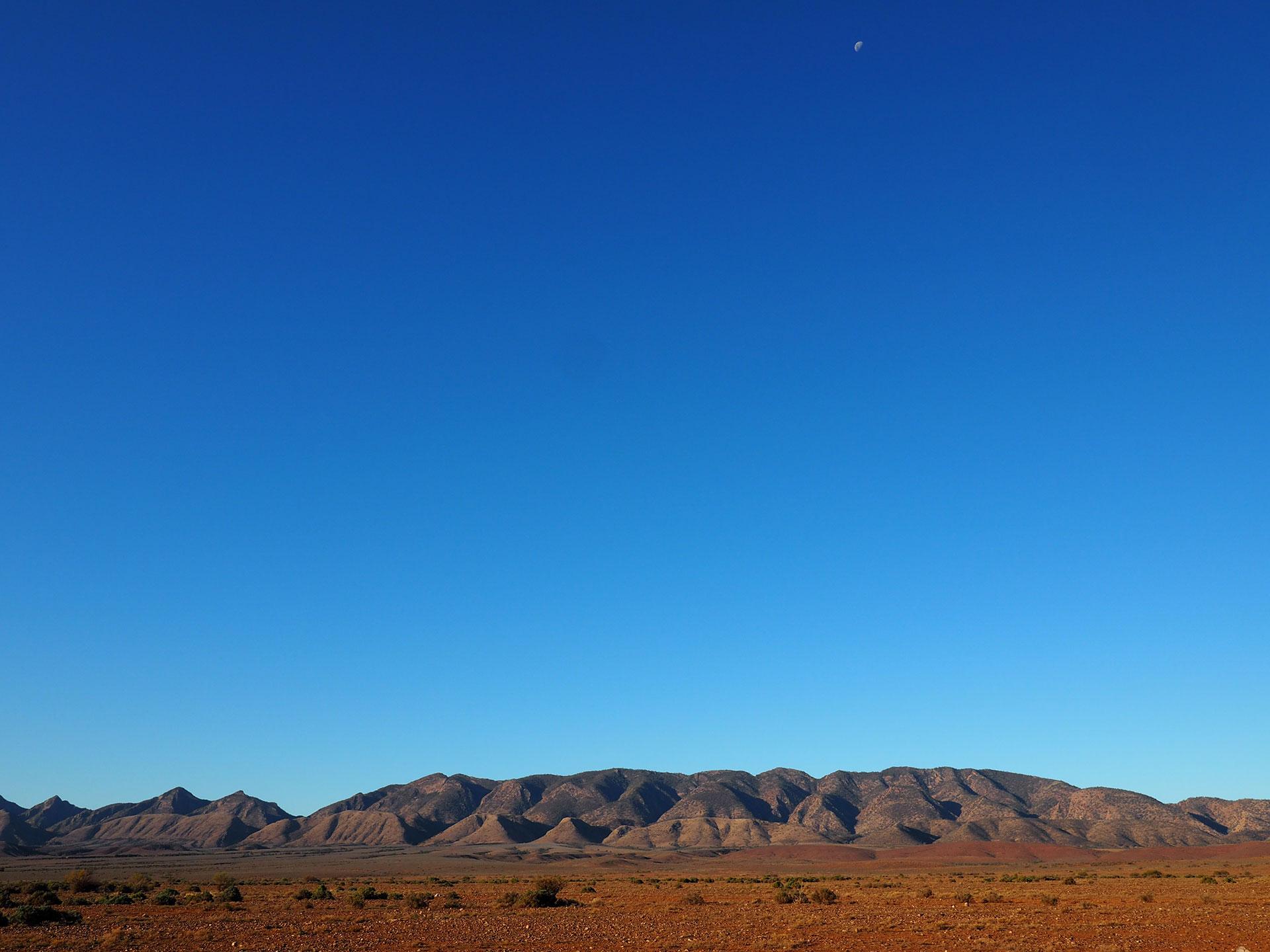 Flinders Terrain