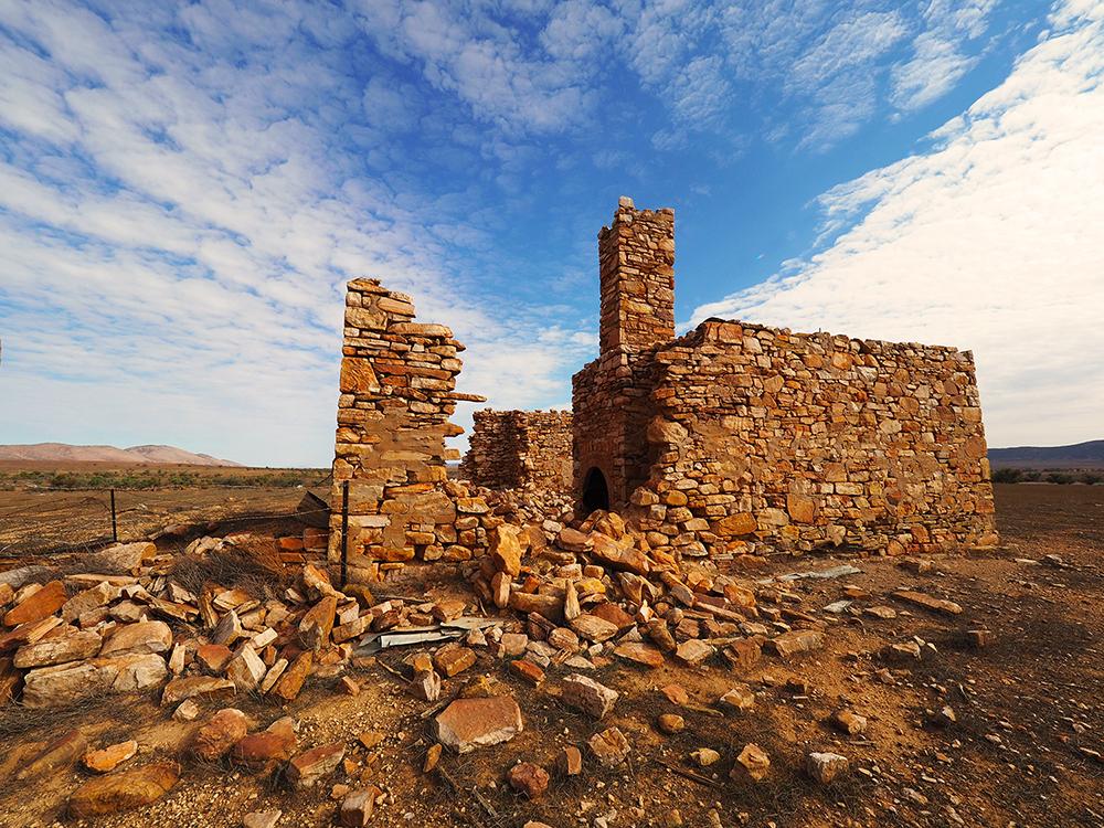 Flinders Ruin